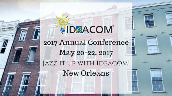 2017 Ideacom Conference Registration Now Available!