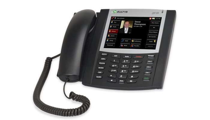 Zultys ZIP 59i IP Phone