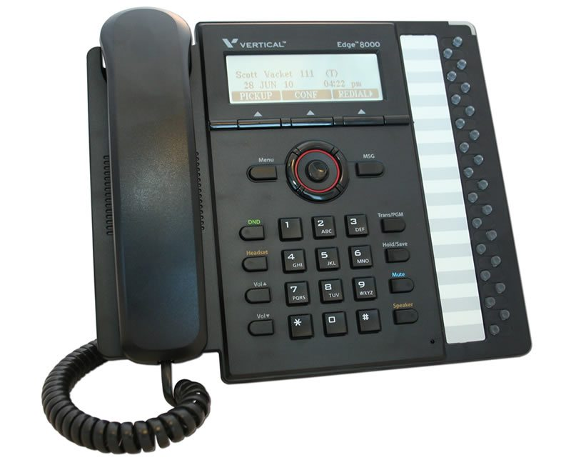 Vertical IP Phone
