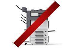 Paperless Fax Machine