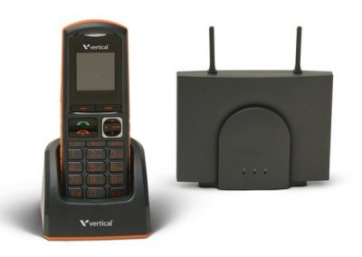 Optional Summit Wireless DECT System
